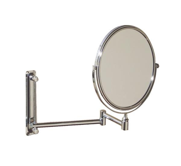 Mafsallı Çift taraflı makyaj Aynası