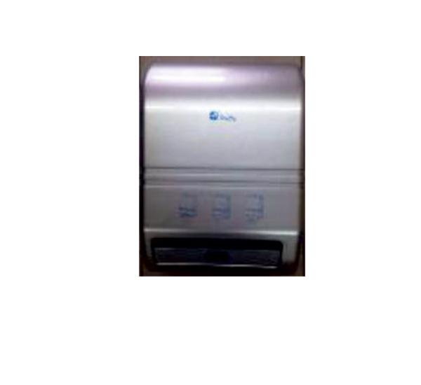 Fotoselli Kağıt Havlu Makinası Mat Krom