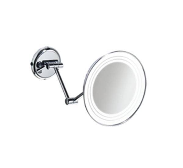 Led Aydınlatmalı Mafsallı Slim Makyaj Aynası
