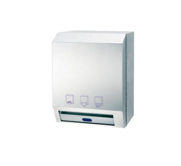 Paslanmaz Fotoselli Kağıt Havlu Makinesi