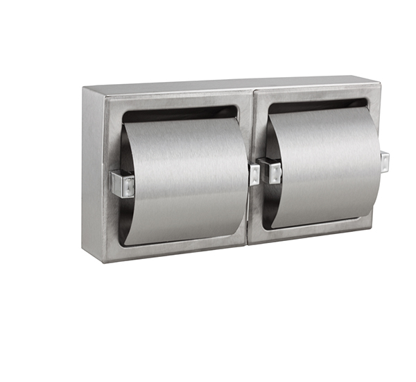 Sıva Üstü İkili WC Kağıtlık